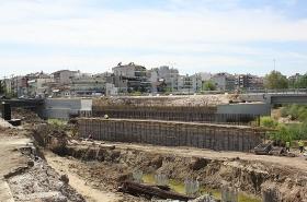 Construction of Karagiorga Road, Texhnical T1 & Airport Road