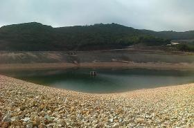 Λιμνοδεξαμενή Καστανιάς Ν. Αλοννήσου